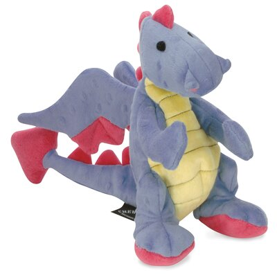Go Dog Dragon Dog Toy in Periwinkle