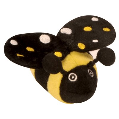 Mini Bee Dog Toy