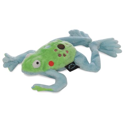 Mr. Frog Dog Toy with Chew Guard