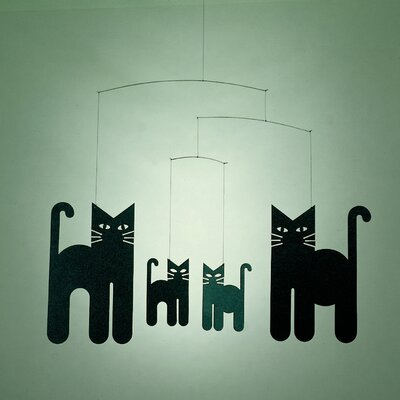 Flensted Mobiles Cats Mobile Mobile
