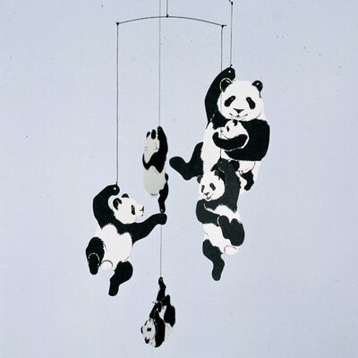 Flensted Mobiles Panda Mobile