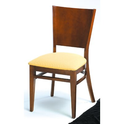 Grand Rapids Chair Melissa Solid Back Wood Dining Chair