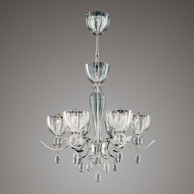Eurofase Darius 6 Light Chandelier