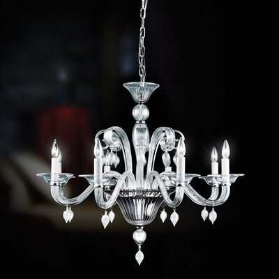 Eurofase Ciatura 8 Light Chandelier