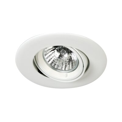 "Eurofase 3.25"" Cast Metal Gimbal Recessed Trim"