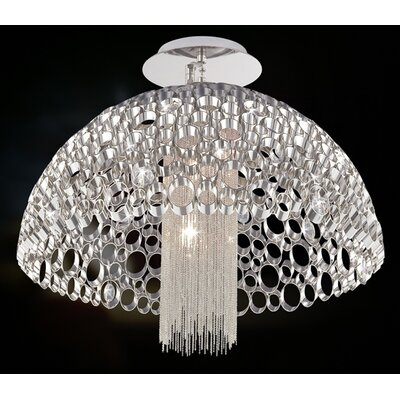 Eurofase Cameo 3 Light Convertible Pendant