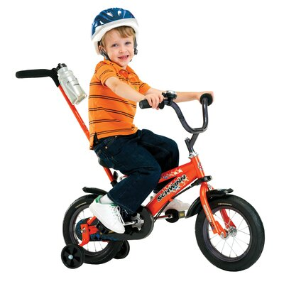Schwinn Boys 12&quot; Juvenile Grit Bike with Training Wheels