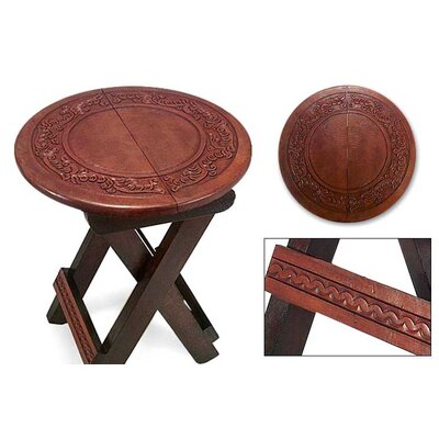Novica Garland Folding Table