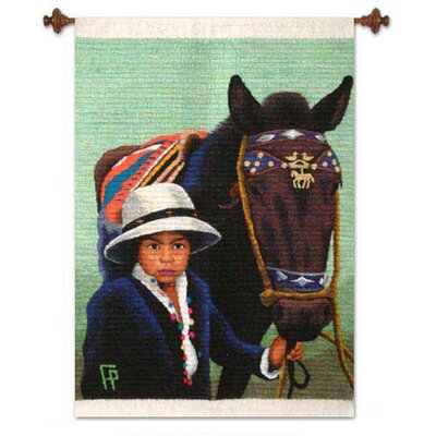 The Little Horseman Tapestry