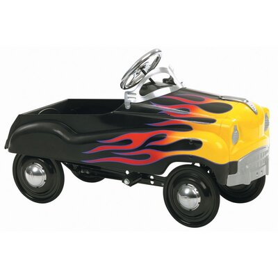 InSTEP Hot Rod Pedal Car