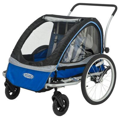 InSTEP Rocket Deluxe Bike Trailer