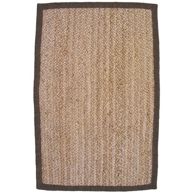 nuLOOM Natura Natural Brown Rug