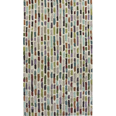 Pop Spanish Tiles Multi Rug