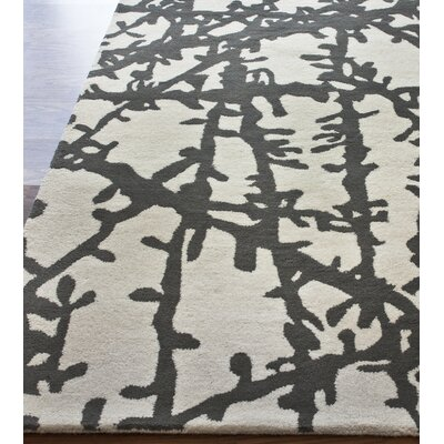 nuLOOM Pop Sticks Ivory/Grey Rug