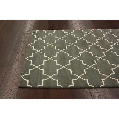 nuLOOM Bella Marrakesh Moroccan Trellis Nickel Rug