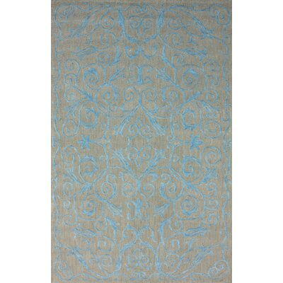 Brilliance Grey Brooklyn Rug