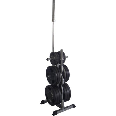 Valor Athletics Olympic Plate Tree Stand