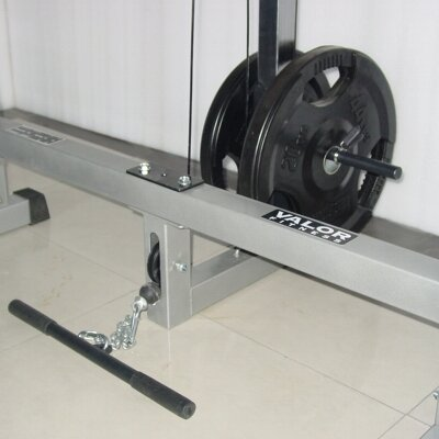 Valor Athletics Lat Pull Attachment for Power Rack (BD-11)