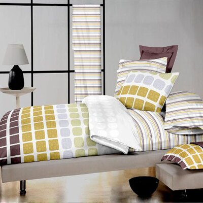 North Home Elize Queen Duvet Cover Set