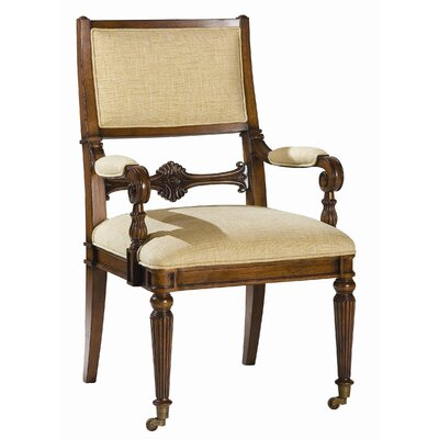Belle Meade Signature Kendall Fabric Arm Chair