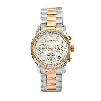 Michael Kors Women's Two-Tone Watch