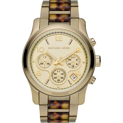 Michael Kors Runaway Women's Chronograph Watch
