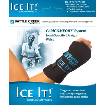 Battlecreek Ice It! Cold Comfort Wrist System