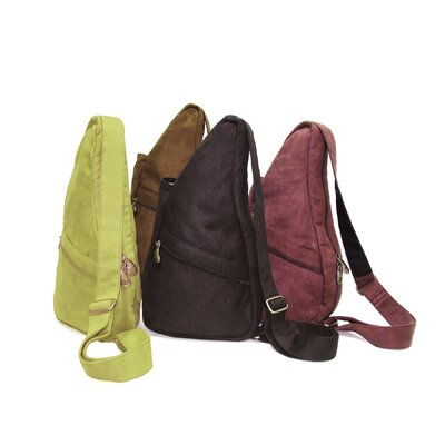 Healthy Back Bag® Extra Small Classic Poly Suede Tote Bag