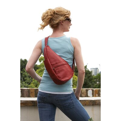 Classic Leather Healthy Back Bag® Small Tote Bag