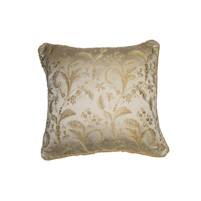 Legacy Damask Design Decorative Pillow