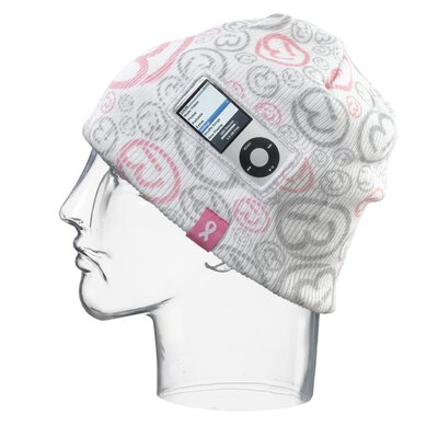 i360 i360 Headphone AWARE Beanie For 1G, 2G, 4G, 5G, iPod Nano