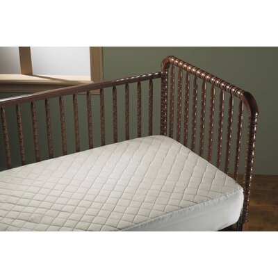 Royal Heritage Home Fitted Crib Pad