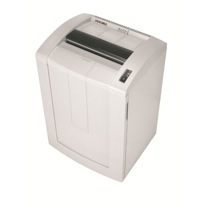 HSM of America,LLC HSM Classic 390.3, 40-42 sheets, strip-cut, 39 gal. capacity