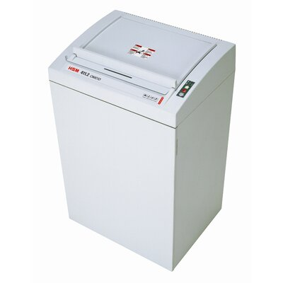 HSM of America,LLC Media Shredder, 1500 CDs/Hr,  Beige