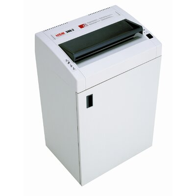 HSM of America,LLC Professional Heavy-Duty Cross-Cut Shredder
