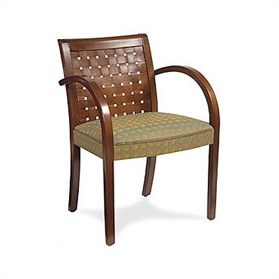 GAR James Wrap Arm Chair