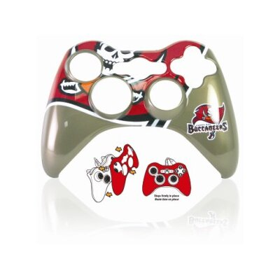 Mad Catz NFL Controller Faceplate for Xbox 360