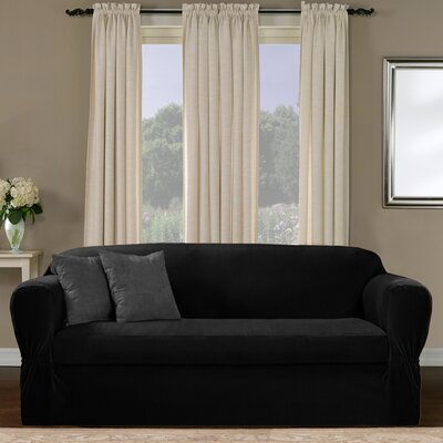 Collin Stretch Separate Seat Loveseat Slipcover