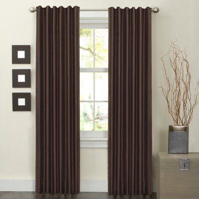 Maytex  Rod Pocket Curtain Panel Pair