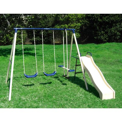 Flexible Flyer Swing N Glide III Gym Set