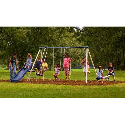 Flexible Flyer Around Fun Swing Set
