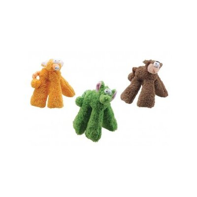 Ethical Pet Heads or Tails Tugeeez Assorted Dog Toy in Multi