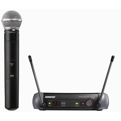 Shure PG Series Handheld Mic System