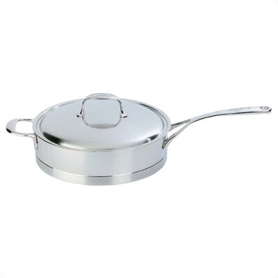 Demeyere Atlantis Saute Pan with Lid