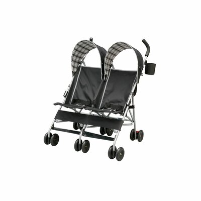 Delta Children's Products City Street Side by Side Stroller
