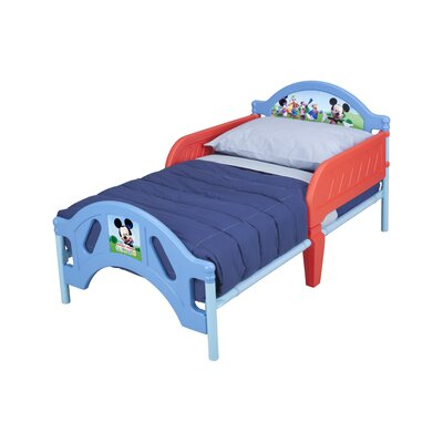 Delta Children Mickey Toddler Bed
