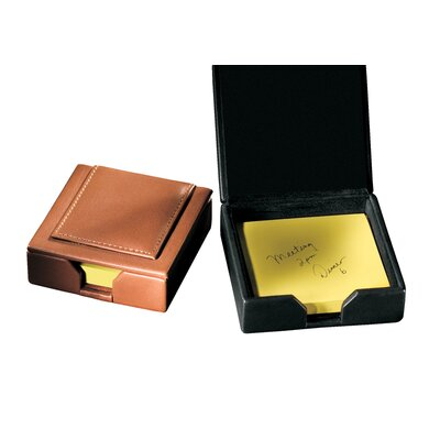 Andrew Philips Florentine Napa Post-It Note Holder