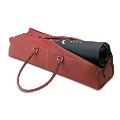 Crescent Moon Metro Yoga Bag in Red