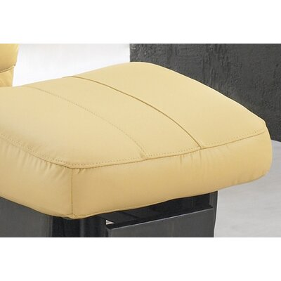 Dutailier 219 Vancouver Glider with Open Base and Ottoman