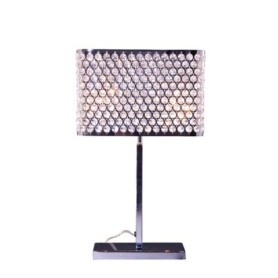 Artcraft Lighting Concentrix 2 Light Table Lamp
